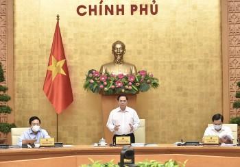 Phân công nhiệm vụ công tác của Thủ tướng và các Phó Thủ tướng