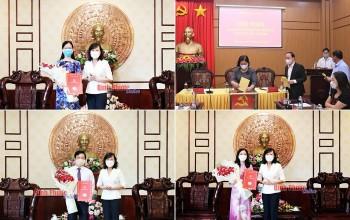 Bổ nhiệm nhân sự mới tại Bình Phước, Quảng Ngãi và Bắc Kạn