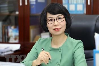 Chân dung bà Vũ Việt Trang - tân Tổng Giám đốc TTXVN