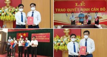 Hà Tĩnh, An Giang, Quảng Ngãi bổ nhiệm hàng loạt nhân sự, lãnh đạo mới