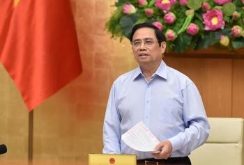 """Thủ tướng Chính phủ: """"Tâm - Tài - Trí - Tín"""" của doanh nhân Việt Nam luôn tỏa sáng"""