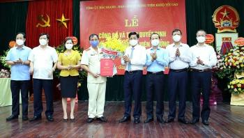 Bổ nhiệm nhân sự mới các tỉnh Bắc Giang, Bắc Ninh và Nghệ An