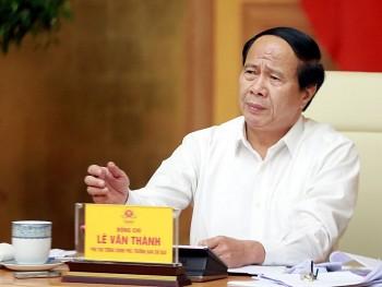 Phó Thủ tướng Lê Văn Thành làm Trưởng Ban Chỉ đạo Chương trình quốc gia về sử dụng năng lượng tiết kiệm và hiệu quả