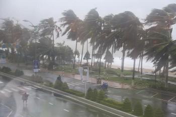Đảm bảo an toàn tính mạng người dân trước bão số 6