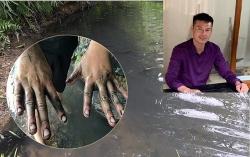 dau thai do xuong nguon nuoc song da thuong dung de diet chuot