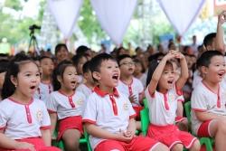 Sữa học đường - nỗ lực để trẻ em Việt Nam cao lớn khoẻ mạnh hơn