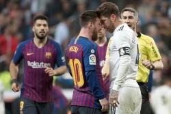 chot ngay to chuc tran el clasico giua barcelona vs real madrid