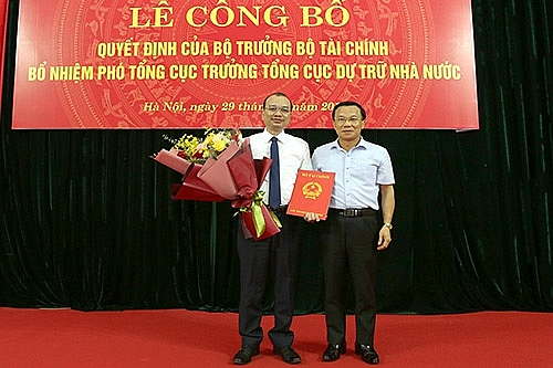 nhan su moi bo tai chinh bo thong tin va truyen thong