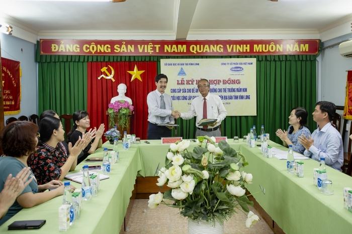 70000 tre em vinh long duoc thu huong sua hoc duong tu thang 112019