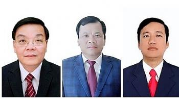 Thủ tướng phê chuẩn nhân sự, lãnh đạo mới TP. Hà Nội, Bắc Giang