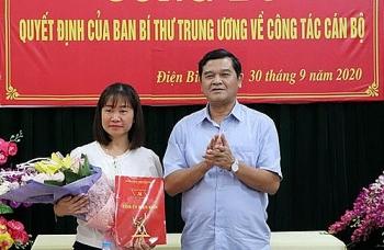 Tỉnh ủy Điện Biên, Đồng Nai kiện toàn nhân sự, bổ nhiệm lãnh đạo mới
