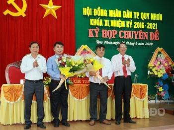Tin bổ nhiệm nhân sự, lãnh đạo mới Phú Yên, Bình Định