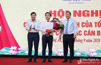 Bộ Thông tin - Truyền thông và 2 Tổng cục bổ nhiệm lãnh đạo mới