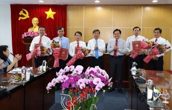 TP.HCM, Bình Dương, Đắk Lắk kiện toàn nhân sự, bổ nhiệm lãnh đạo mới