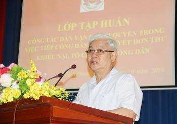 Chân dung ông Nguyễn Văn Lợi, Bí thư Tỉnh ủy Bình Phước