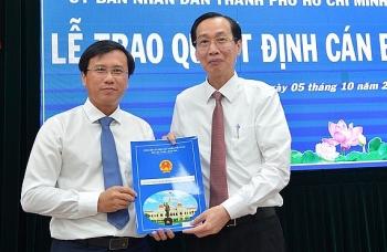 TP.HCM, Hải Dương, Phú Yên bổ nhiệm lãnh đạo mới