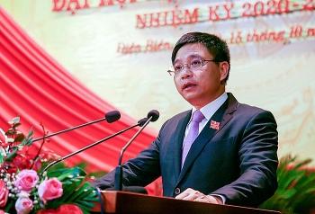 Chân dung ông Nguyễn Văn Thắng - tân Bí thư Tỉnh ủy Điện Biên