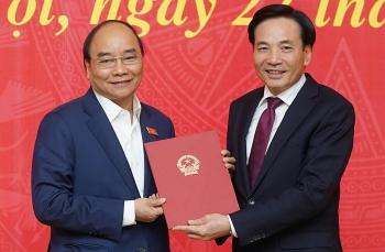 Bổ nhiệm ông Trần Văn Sơn làm Phó Chủ nhiệm Văn phòng Chính phủ