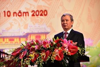 Chân dung ông Lê Trường Lưu - Bí thư Tỉnh ủy Thừa Thiên - Huế