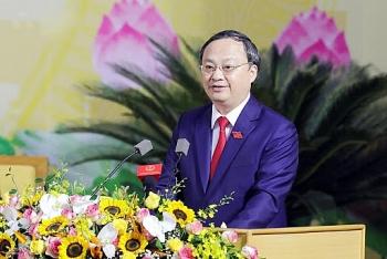 Chân dung ông Đỗ Tiến Sỹ - Bí thư Tỉnh ủy Hưng Yên