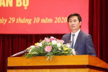 Chân dung ông Nguyễn Tường Văn - tân Phó Bí thư Tỉnh ủy Quảng Ninh