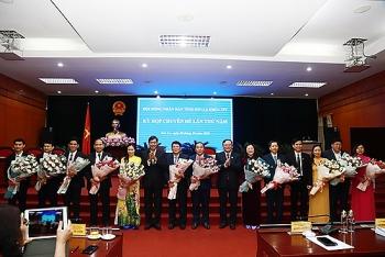 Sơn La bầu tân Phó Chủ tịch UBND, HĐND tỉnh