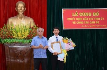 Tin bổ nhiệm lãnh đạo mới Quảng Bình, Kon Tum, Bà Rịa - Vũng Tàu
