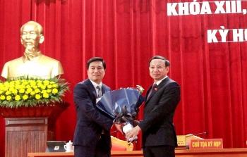 Ông Nguyễn Tường Văn được bầu làm Chủ tịch UBND tỉnh Quảng Ninh