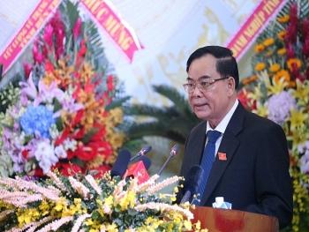 Phó Bí thư Tỉnh ủy được bầu làm Chủ tịch UBND tỉnh Bến Tre