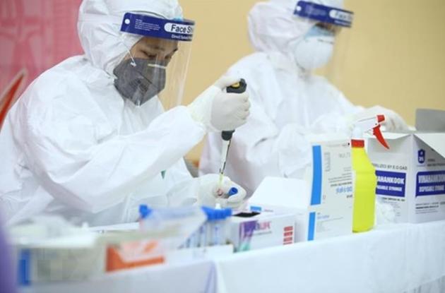 Chuyên gia Hàn Quốc xét nghiệm âm tính với Covid-19