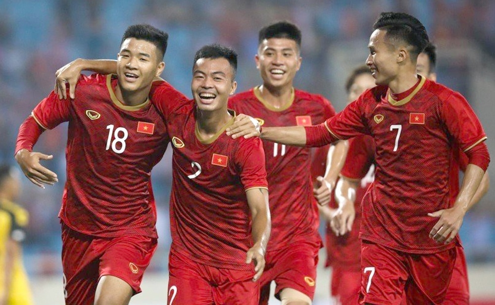 bat ngo voi so ao cua u22 viet nam tai sea games 30