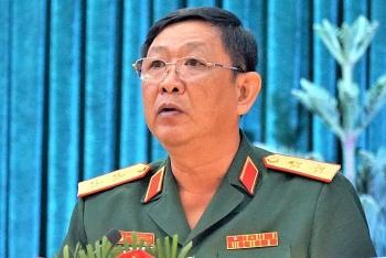 Chân dung Trung tướng Huỳnh Chiến Thắng - tân Phó tổng Tham mưu trưởng QĐND Việt Nam
