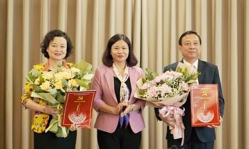 Hà Nội, Hải Phòng, Quảng Ninh bổ nhiệm nhân sự, lãnh đạo mới
