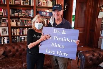 Ông Biden nói gì khi được tuyên bố thắng cử Tổng thống Mỹ?