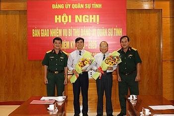Tin bổ nhiệm lãnh đạo mới Thừa Thiên - Huế, Bình Thuận, Vĩnh Phúc