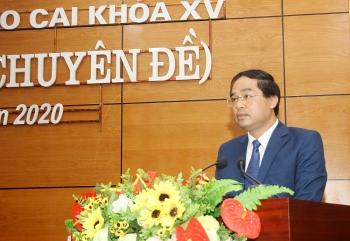 Ông Trịnh Xuân Trường được bầu làm Chủ tịch UBND tỉnh Lào Cai