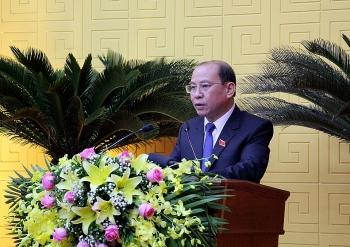 Ông Bùi Đức Hinh được bầu làm Chủ tịch HĐND tỉnh Hòa Bình