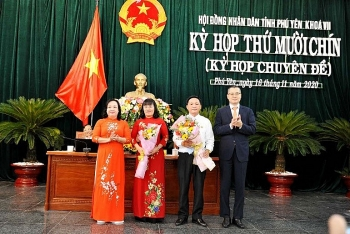 Phú Yên bầu tân Chủ tịch, Phó Chủ tịch UBND tỉnh