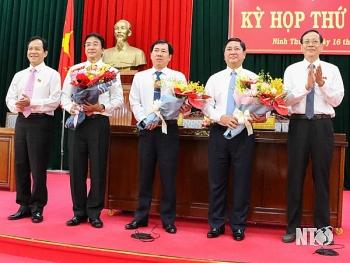 Ông Trần Quốc Nam được bầu làm Chủ tịch UBND tỉnh Ninh Thuận