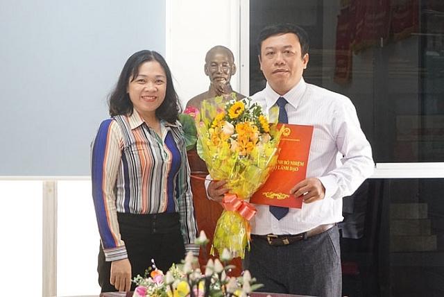 nhan su lanh dao moi tai thai nguyen bac giang khanh hoa