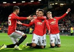 Vòng 1/16 Europa League: MU, Arsenal, Ajax, Inter Milan, AS Roma chờ đại chiến