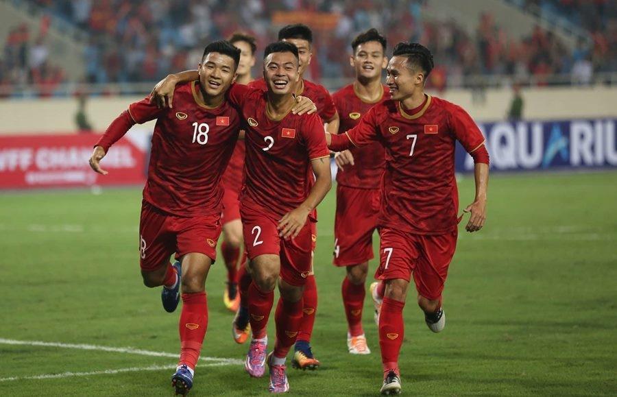 U23 Việt Nam tại giải U23 châu Á 2020