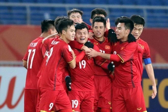 Kết quả bóng đá U23 châu Á 2020 của U23 Việt Nam