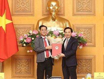 Ông Trần Văn Sơn được chỉ định làm Bí thư Đảng ủy Văn phòng Chính phủ