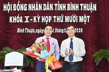 Nhân sự, lãnh đạo mới tại Quảng Trị, Quảng Bình, Bình Phước, Bình Thuận, Tiền Giang