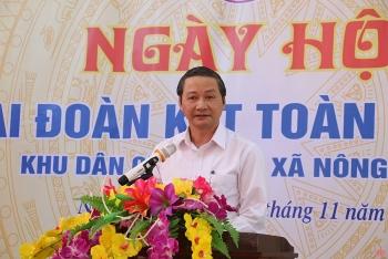 Chân dung ông Đỗ Minh Tuấn, Chủ tịch UBND tỉnh Thanh Hóa vừa đắc cử