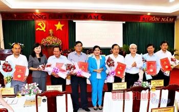 Quảng Trị, Bình Phước bầu tân Phó Chủ tịch HĐND tỉnh