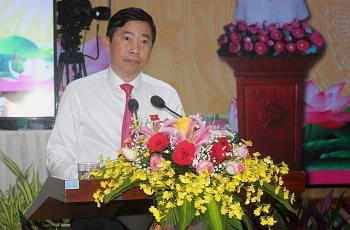 Chân dung tân Chủ tịch, Phó Chủ tịch UBND tỉnh Đồng Tháp vừa đắc cử
