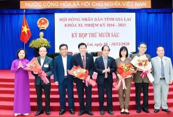 Gia Lai có tân Phó Chủ tịch UBND tỉnh