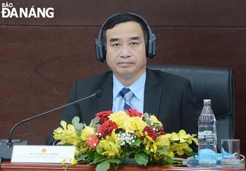 Chân dung ông Lê Trung Chinh - tân Chủ tịch UBND TP. Đà Nẵng